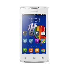 Promo Lenovo Vibe A Smartphone Putih 4Gb 512Mb Akhir Tahun