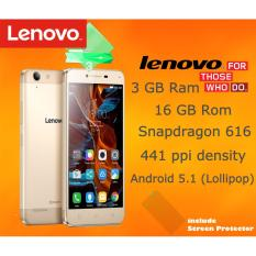 Lenovo Vibe K5 Plus - 4G/LTE - RAM 3GB - Internal 16GB - Gold  snapdragon 616