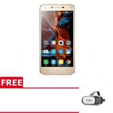 Lenovo Vibe K5 Plus - Free VR - A6020A46 - 3GB/16GB ROM - Gold