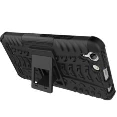 Lenovo Vibe K5 Plus/Lemon 3/K5 Casing Rugged Armor Soft Case Kickstand
