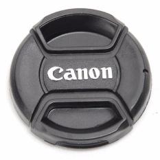 Lens Cap Canon 52mm - Tutup Lensa Fix Canon