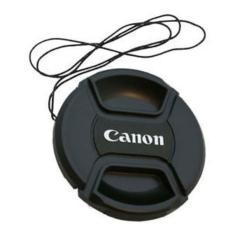 Lens Cap Canon Ring 58Mm