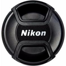 Lens Cap Nikon 52mm - Tutup Lensa Kit Nikon