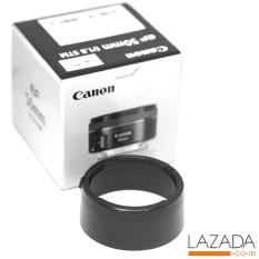 Harga Lens Hood Es 68 49Mm Untuk Lensa Fix Canon 50Mm F1 8 Stm Branded