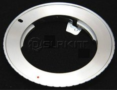 Toko Jual Lens Mount Adapter Ring For Rollei Qmb Lens To Canon Eos Ef Adapter 500D 50D 5D 7D Intl