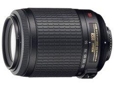 Beli Lensa Nikon Af S 55 200Mm F 4 5 6G If Ed Dx Vr Black Online Terpercaya