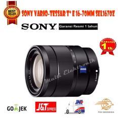 Lensa Sony Sel 16-70mm F4 Za Oss Vario-Tessar T* E 16-70mm SEL1670Z