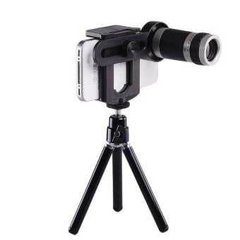 Harga Lensa Tele Zoom Telescope 8X Universal For Smartphone Termahal