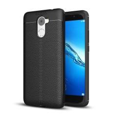 Lenuo Explosion-Proof Dermatoglyph Pelindung Silikon Lunak Genggam TPU Ponsel Cover Casing untuk Huawei Y7 Perdana dan Menikmati 7 Plus