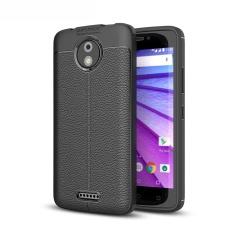 Promo Lenuo Ledakan Bukti Dermatoglyph Silicone Shell Tpu Soft Mobile Phone Cover Case Untuk Motorola Moto C Plus Intl Lenuo