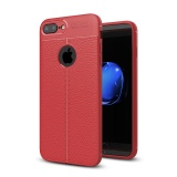 Lenuo Silicone Soft Cover Case Untuk Iphone 8 Plus Dan 7 Plus Fashion Dermatoglyph Tpu Anti Knock Ponsel Shell Case Internasional Diskon Tiongkok