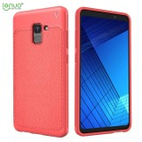 Penawaran Istimewa Lenuo Slim Tpu Shock Absorption Anti Scratches Flexible Soft Protective Case Cover For Samsung Galaxy A8 Plus A8 2018 A730F Case Cell Phone Shell Intl Terbaru