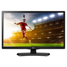 LG 24 LED Full HD MOnitor TV - Hitam (Model 24MT48AF garansi resmi