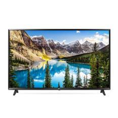 LG 43UJ632T LED 4K Smart TV 43 inch - Web OS 3.5 - Hitam - Khusus Jabodetabek
