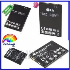 LG Baterai / Battery Original LG BL44JN For Optimus Ex L5 / L3 / F400 / P970 / N612 Kapasitas 1500mAh ( orikabeh )