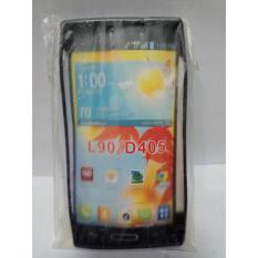 LG Casing Case Cover Sarung Silikon LG L Seies III L90 D405 Foto Asli