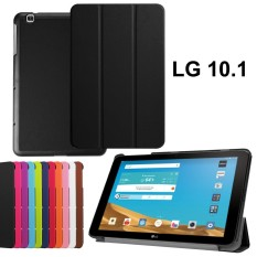 LG G PAD X 10.1 / G Pad II 10.1 Case Ultra Slim Lightweight PU Leather Stand Cover for LG G PAD X 10.1 (4G LTE AT&T V930) / LG G Pad 2 10.1(V940) 10.1-Inch 2015 Released Tablet Only - intl