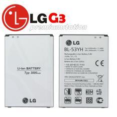 Spesifikasi Lg Baterai G3 Type Bl 53Yh Kapasitas 3000 Mah Original Dan Harganya
