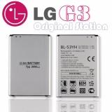 Promo Lg G3 Power Baterai Type Bl53Yh 3000 Mah Original Murah