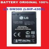 Jual Lg Gw300 Lgip 430N C300 900 Mah Original Battery Batre Baterai 904054 Multi Online
