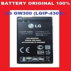 Beli Lg Gw300 Lgip 430N C300 900 Mah Original Battery Batre Baterai 904054 Pakai Kartu Kredit