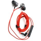 Beli Lg Handsfree Headset Quadbeat 3 In Ear Premium Merah Hitam Online