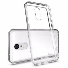 LG K10 2017 M250D Case Anti-Crack TPU Softcase (Clear)