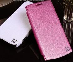 LG L60 - Flip Cover / Flip Case- Merek HUANMIN