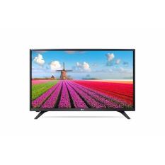 "LG LED TV 43"" 43LJ500T – Hitam –  Khusus Jadetabek"