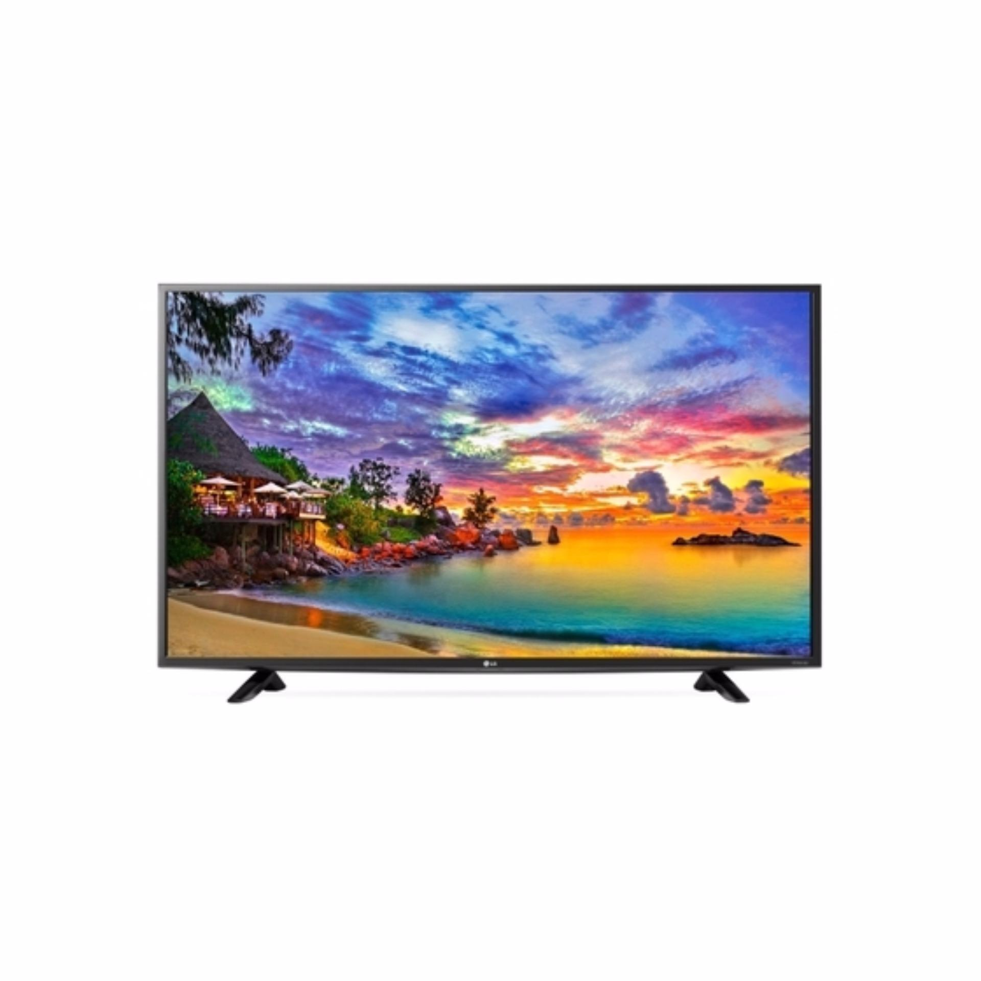 Jual Lg Led Tv 43Lh511 Hitam Branded Original