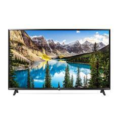 LG LED TV 43UJ632T 43 Inch UHD Smart TV - Hitam PRODUKSI TAHUN 2017