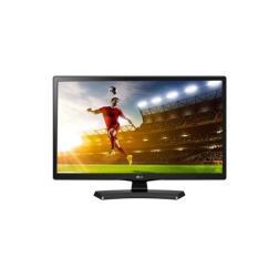 LG LED TV LG 24 Inch 24MT48AF-PT / 24MT48 Monitor+TV USB Movie HD