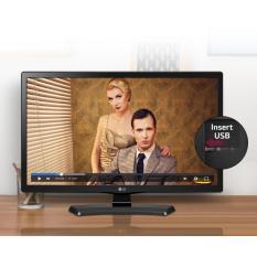 LG LED TV Televisi 20 Inch 20