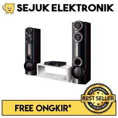LG LHD-677 Home Theater 4.2ch Bluetooth - Karaoke (JADETABEK ONLY)