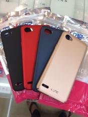 LG Q6 Hardcase UME DELKIN GEA Soft Touch Baby Skin Slim Case