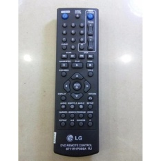 Lg Remote Control Dvd Player 6711R1P089A Hitam Promo Beli 1 Gratis 1