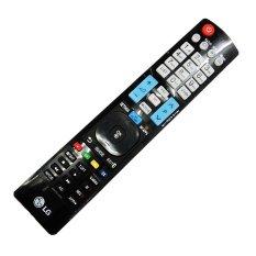 LG Remote Control TV LED LCD Panjang - Hitam
