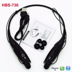LG Tone + Wireles Headphone HBS-730 Bluetooth Headset - Hitam