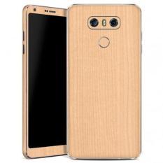 LG V20 Premium Wood Skin Cover - Dlabel Garskin
