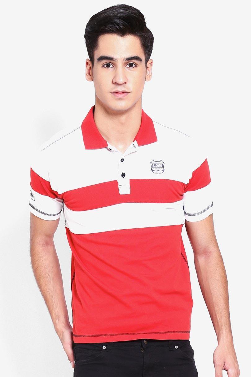 LGS Fashion T-Shirt JTS.324.M1903F.01.C Diskon discount murah bazaar baju celana fashion brand branded
