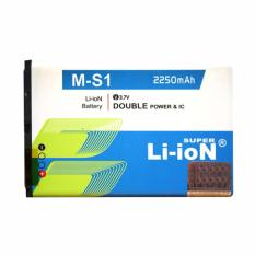Li-ion Super Battery for BlackBerry Onyx 9700 or BlackBerry Bold 9000 [2250 mAh]