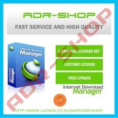 License Key Life Time Internet Download Manager (IDM) Original(Bonus DVD+BOX)