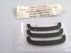 LIDAH BB / BLACKBERRY 9670 (STYLE) BLACK ORI (701098)