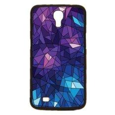 Toko Light Pola Campuran Phone Case Untuk Samsung Galaxy Mega 6 3 I9200 Hitam Online