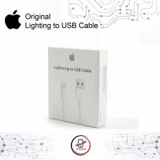Toko Lighting Apple Original 100 To Usb Cable For Iphone 5 6 7 Charger Charging Fast Apple Di North Sumatra