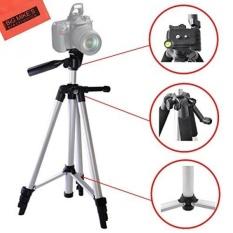 Ringan Kamera 57 Inci Tripod untuk Nikon DL24-500, DL18-50, DL24-85, DF, D300s, D500, d600, D610, D700, D750, D800, D810, D3200, D3300, D3400, D5200, d5300, D5500, D5600, D7000, D7100, D7200 DSLR-Internasional