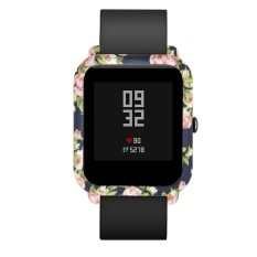 Ringan Cool Berpola PROTECTOR Pelindung Frame Case Cover Shell DUST-proof Anti-Scratch Aksesoris untuk Xiaomi Huami Amazfit Bip Youth Watch-Intl
