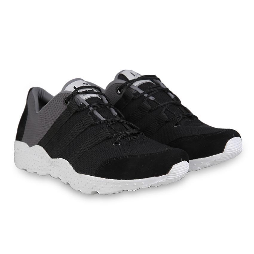 Likers Sepatu Sneaker Wanita Yoga - Grey / Sepatu sport / sepatu kets wanita / Sepatu cewek / sepatu wanita wedges / sepatu sneakers wanita / sepatu wanita heels / Sepatu olahraga / Sepatu Cewe / sepatu wanita murah / Sepatu Wedges / Sepatu Boot wanita