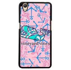 Lilly Pulitzer Vineyard Vines E1375 Oppo Neo 9 A37 Custom Hard Case