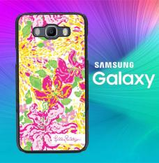Lilly Pulitzer Vineyard Vines X5954 Casing Custom Hardcase Samsung Galaxy Grand Duos Case Cover